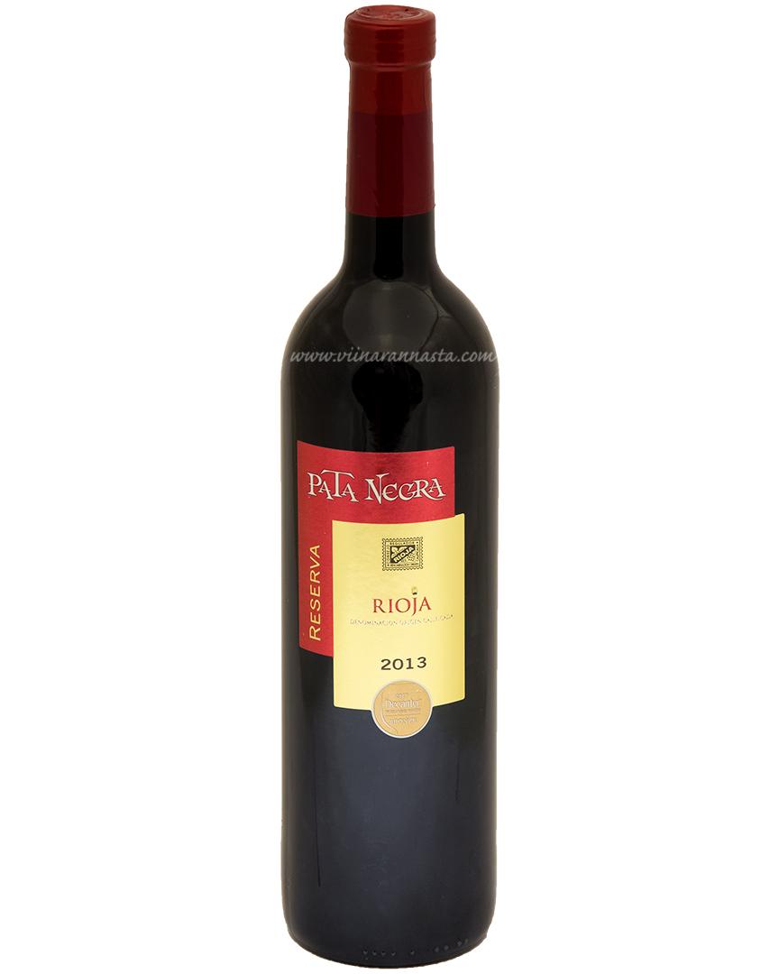 Pata Negra Reserva Rioja 13,5% 75cl