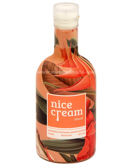 Koch Nice Cream Peach Liqueur 16% 35cl