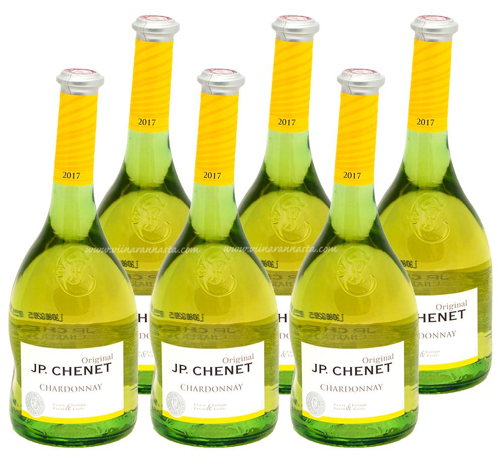 J.P.Chenet Chardonnay 13% 6x75cl