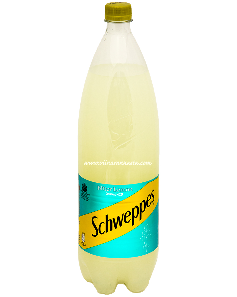 Schweppes Bitter Lemon 150cl PET