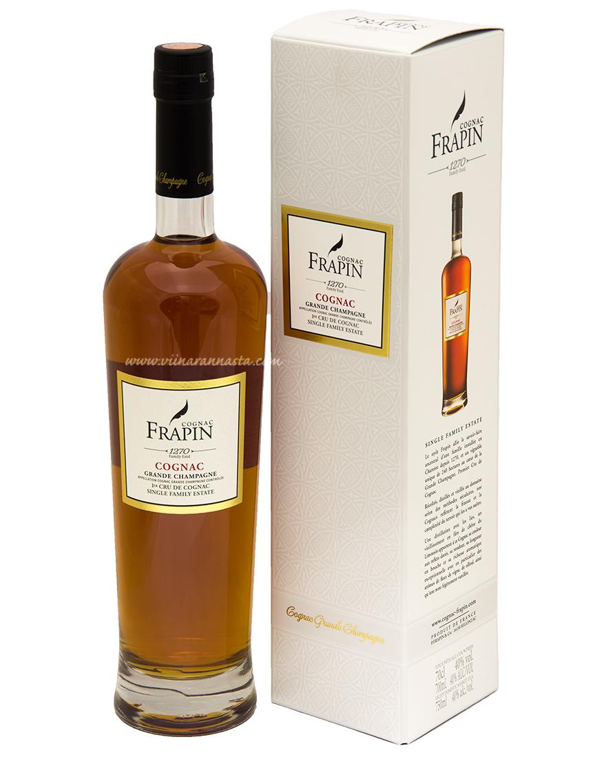 Frapin 1270 Cognac 40% 70cl