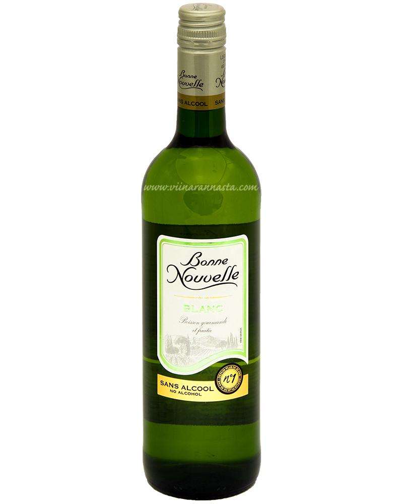 Bonne Nouvelle Blanc No Alcohol 75cl