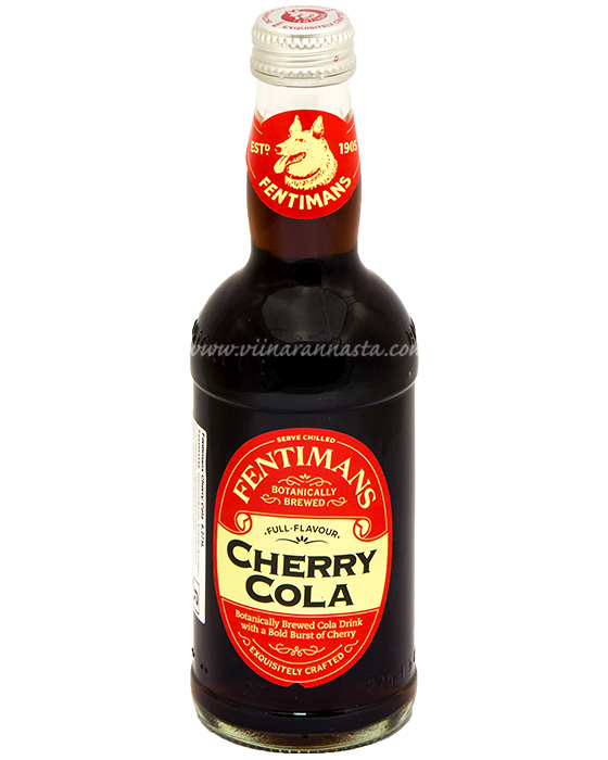 Fentimans Cherry Cola 27,5cl
