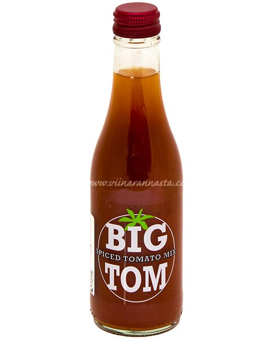 Big Tom Spiced Tomato Juice 25cl