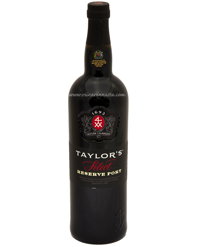 Taylors Select Reserve Port 20% 75cl