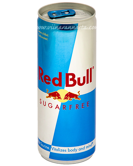Red Bull Sugar Free 25cl