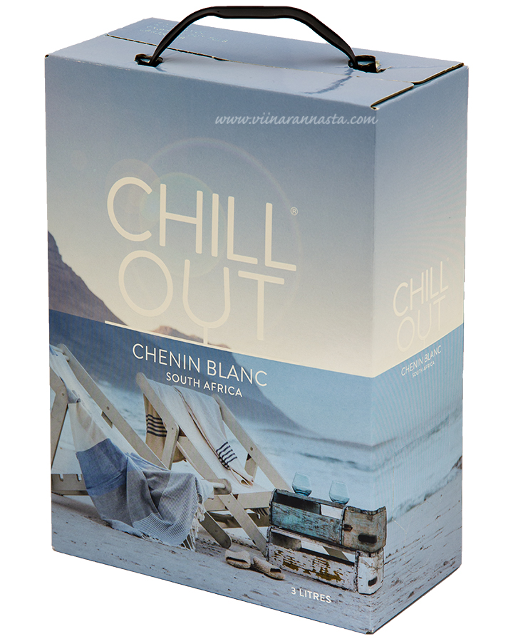 Chill Out South African Chenin Blanc 12,5% 300cl BIB