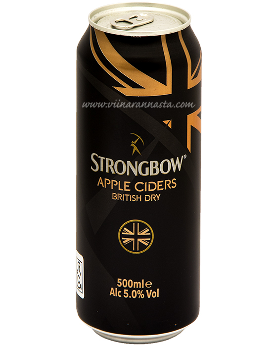 Strongbow 5% 50cl TIN