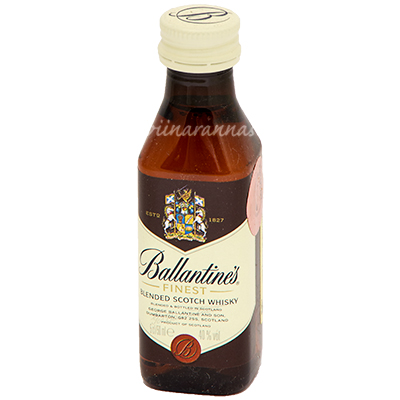 MINI Ballantines Finest 40% 5cl