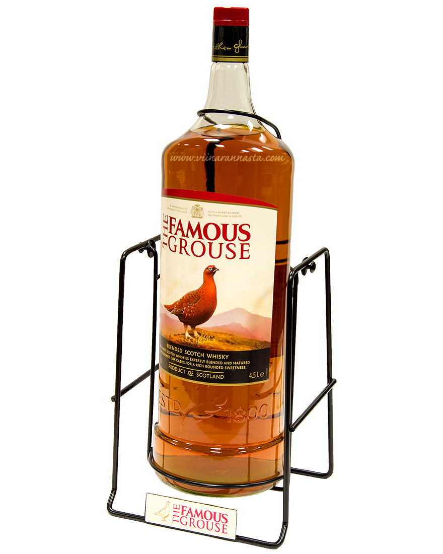 The Famous Grouse 40% 450cl SWING