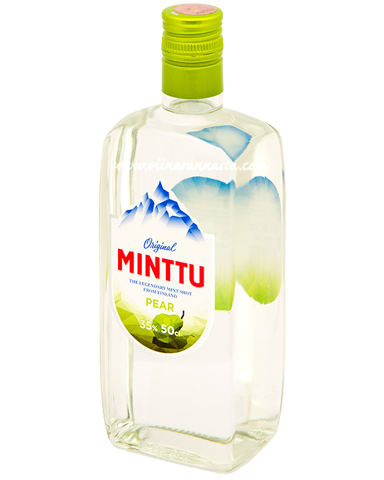 Minttu Pear 35% 50cl