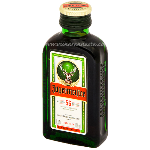 MINI Jägermeister 35% 4cl