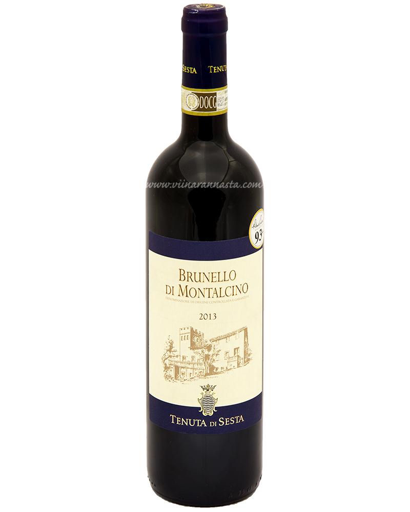 Tenuta di Sesta Brunello di Montalcino DOCG 14,5% 75cl