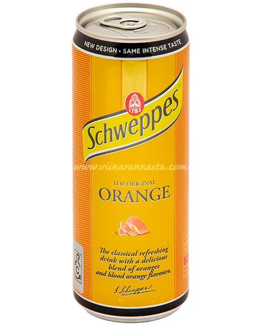 Schweppes Orange  33cl