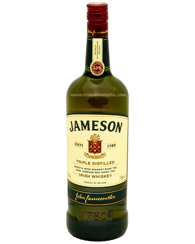 Jameson 40% 100cl