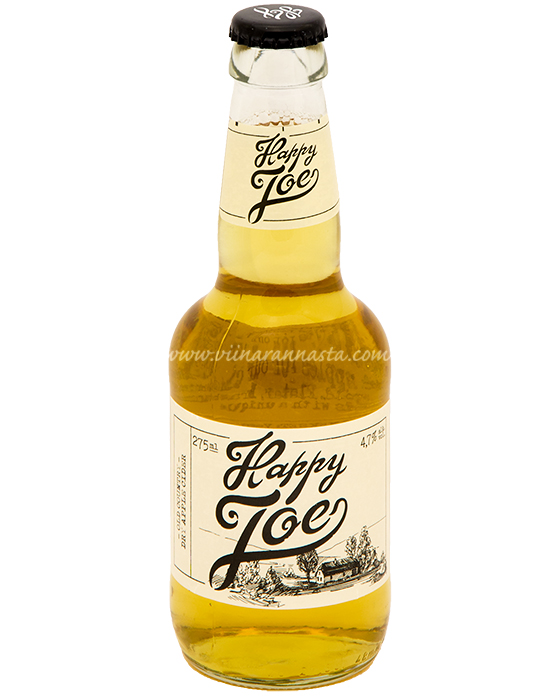 Happy Joe Old Country Dry Apple Cider 4,7% 27,5cl