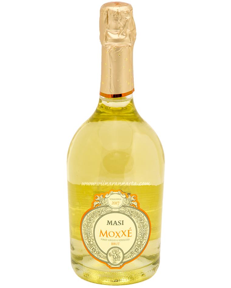 Masi Moxxe Pinot Grigio & Verduzzo Brut 12% 75cl