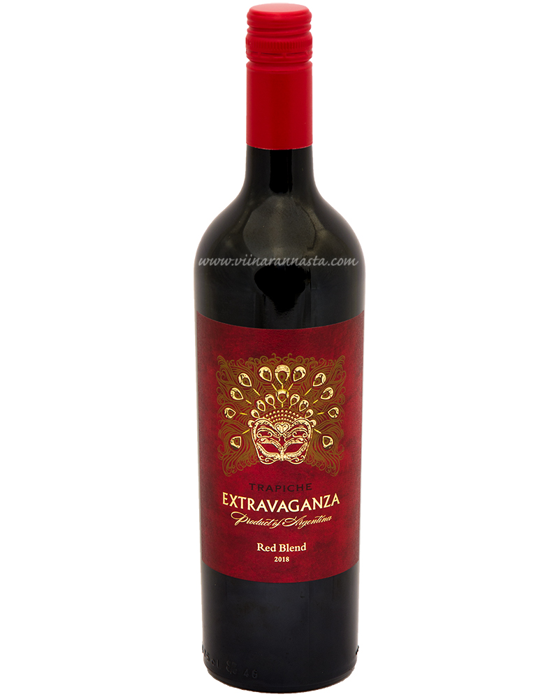 Trapiche Extravaganza Red Blend 12,5% 75cl