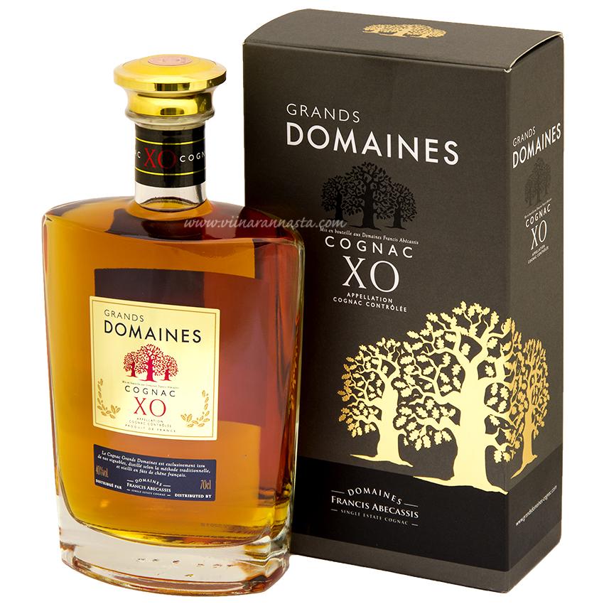 Grand Domaines Cognac XO 40% 70cl BOX