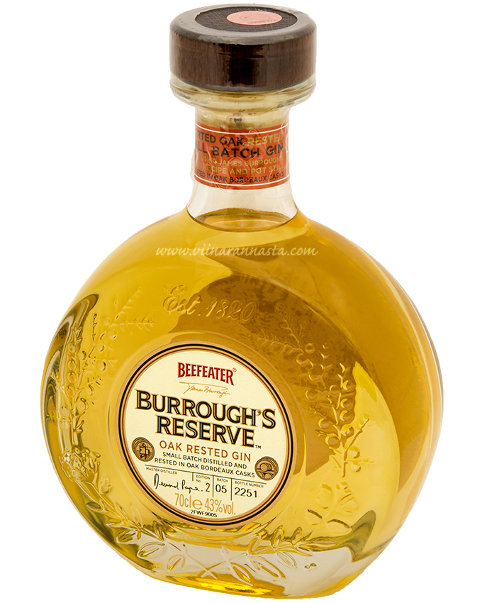Beefeater Burroughs Reserve 43% 70cl