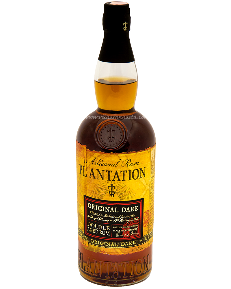 Plantation Original Dark Rum 40% 100cl