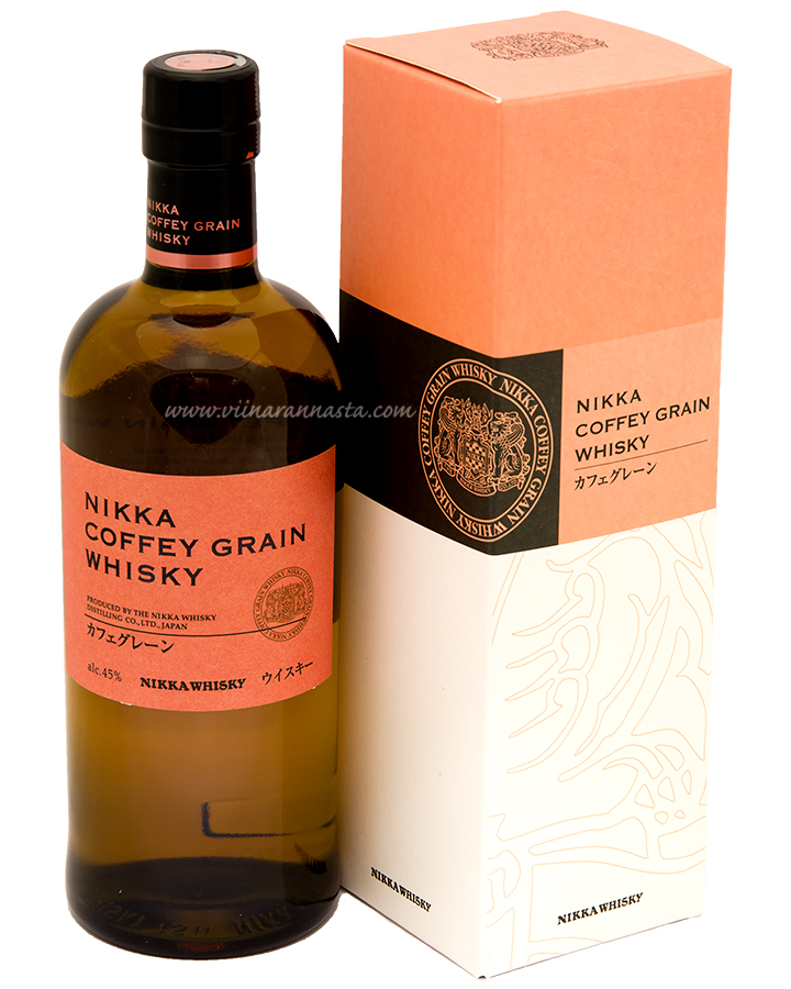 Nikka Coffey Grain 45% 70cl