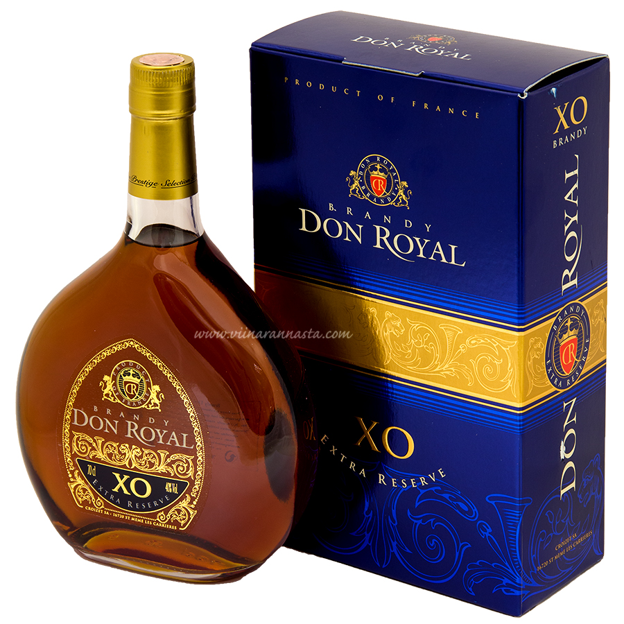 Don Royal XO Brandy 40% 70cl GB