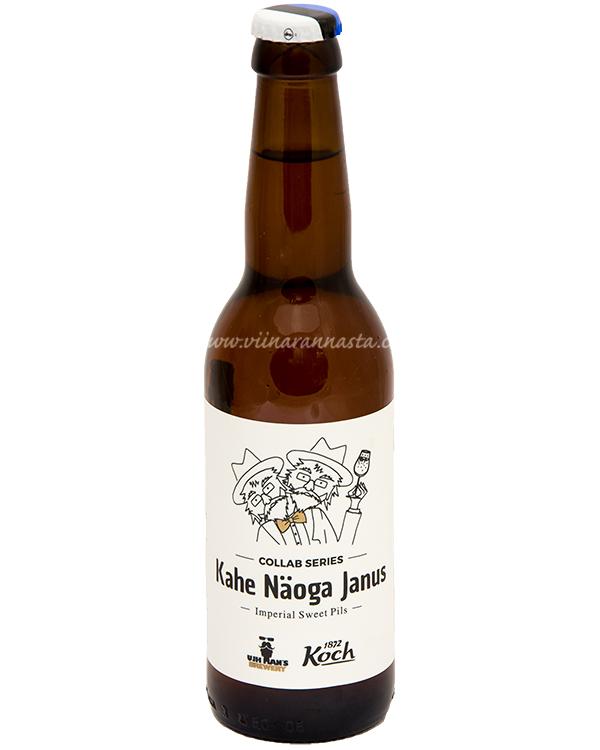 Koch Kahe Näoga Janus 8,3% 33cl