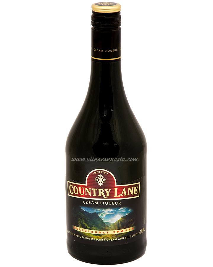 Country Lane Cream Liqueur 17% 70cl