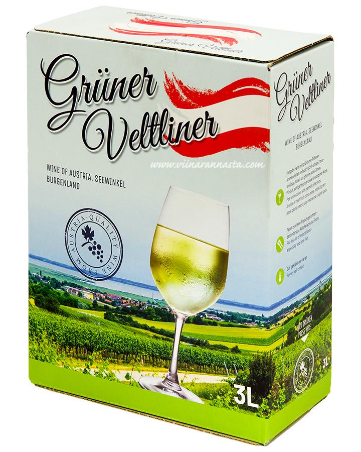 Seewinkel Grüner Veltliner 12,5% 300cl BIB