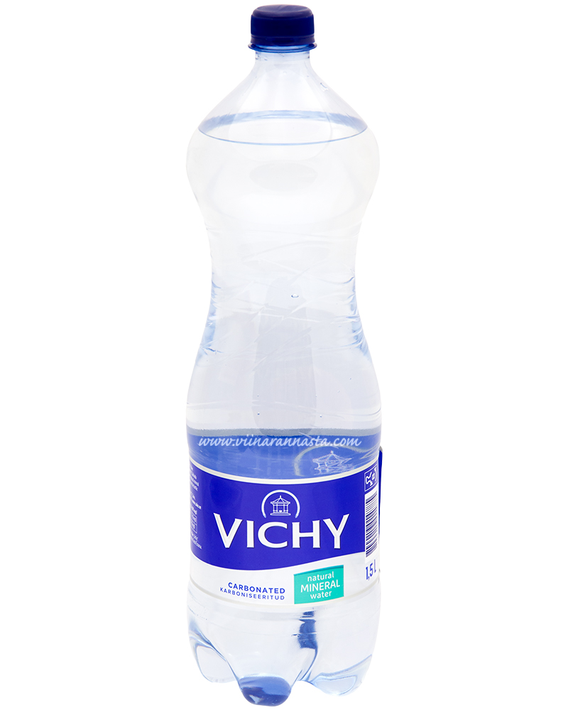 Vichy Natural Mineral Water 150cl PET