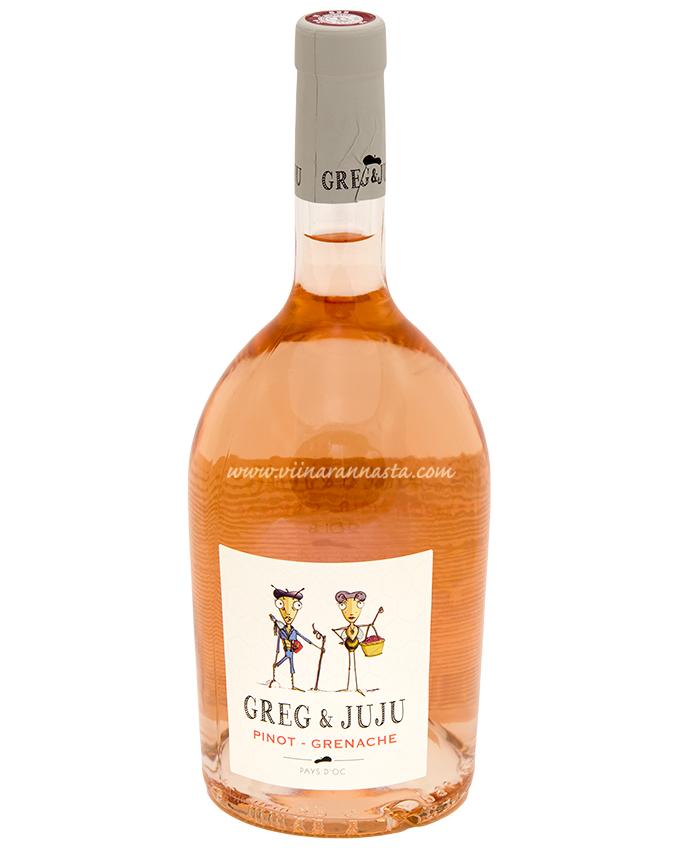 Greg & Juju Pinot Grenache 12,5% 75cl