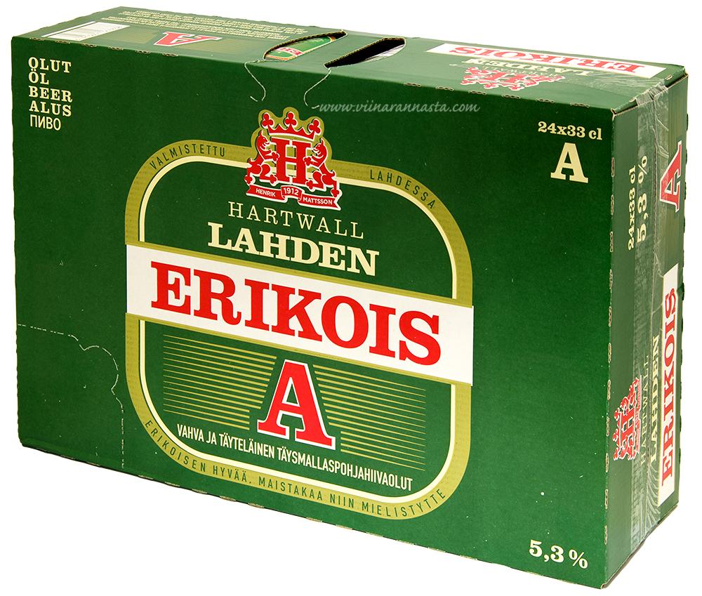Hartwall Lahden Erikois A 5,3% 24x33cl