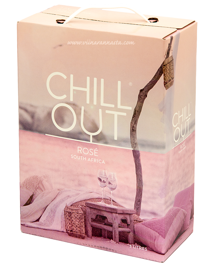 Chill Out South African Rose 12,5% 300cl BIB