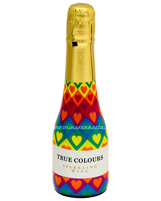 True Colours Sparkling Wine 11% 20cl