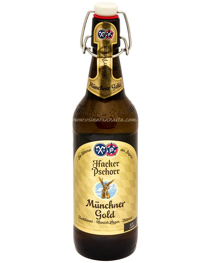 Hacker-Pschorr Münchner Gold 5,5% 50cl