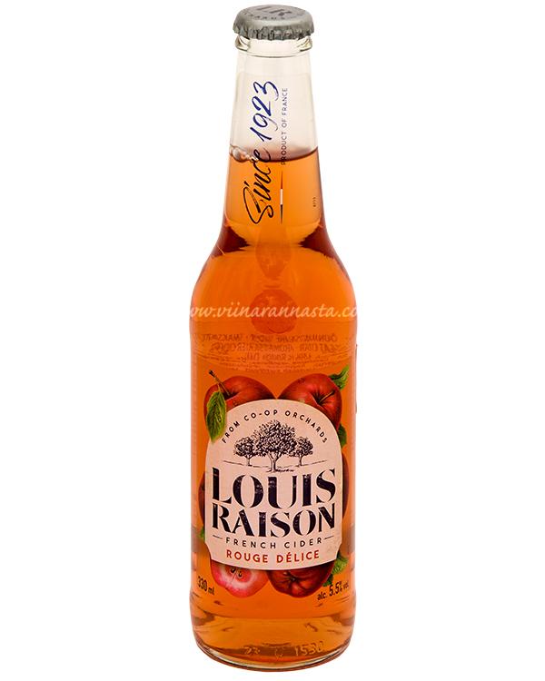 Louis Raison Rouge 5,5% 33cl