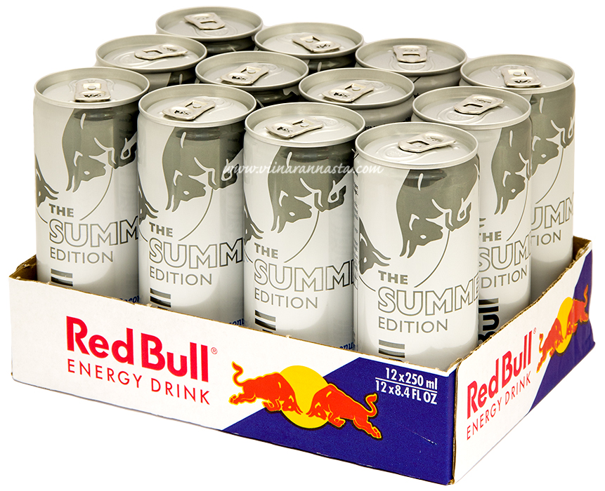 Red Bull Summer Edition Coconut-Berry 12x25cl
