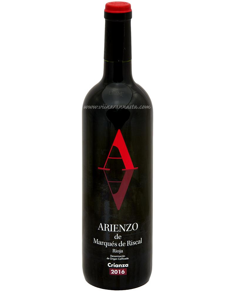 Arienzo de Marques de Riscal Rioja Crianza 14% 75cl