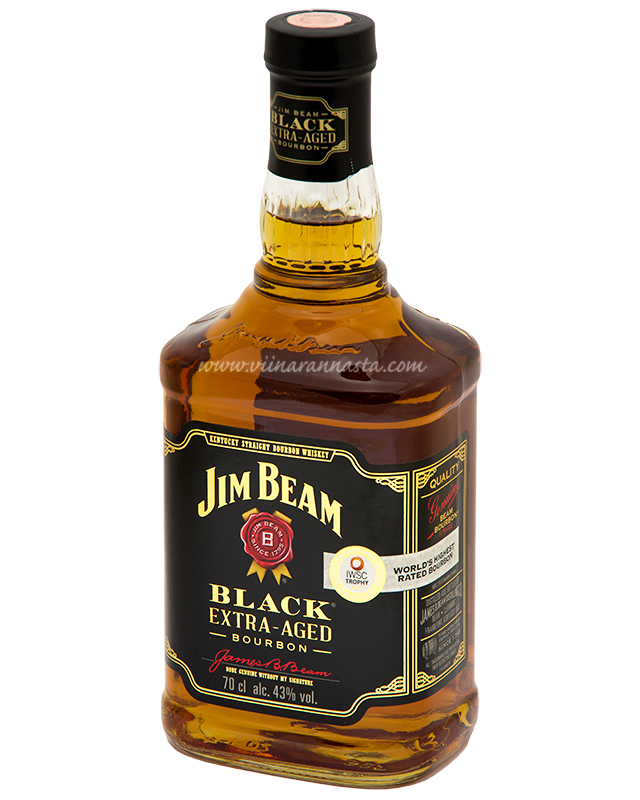 Jim Beam Black Label 43% 70cl