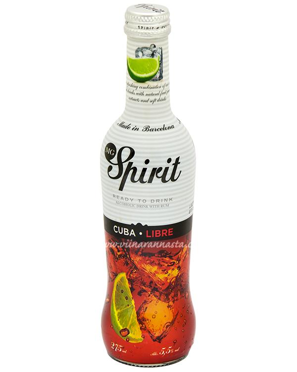 MG Spirit Cuba Libre 5,5% 27,5cl