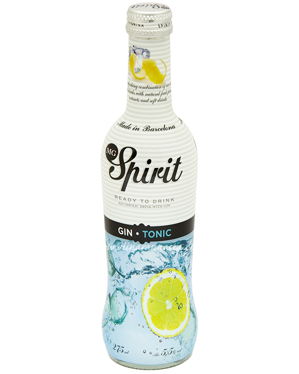 MG Spirit  Gin Tonic 5,5% 27,5cl