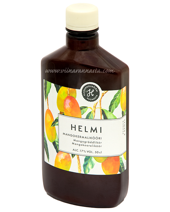 Helmi Mango Cream Liqueur 17% 50cl PET