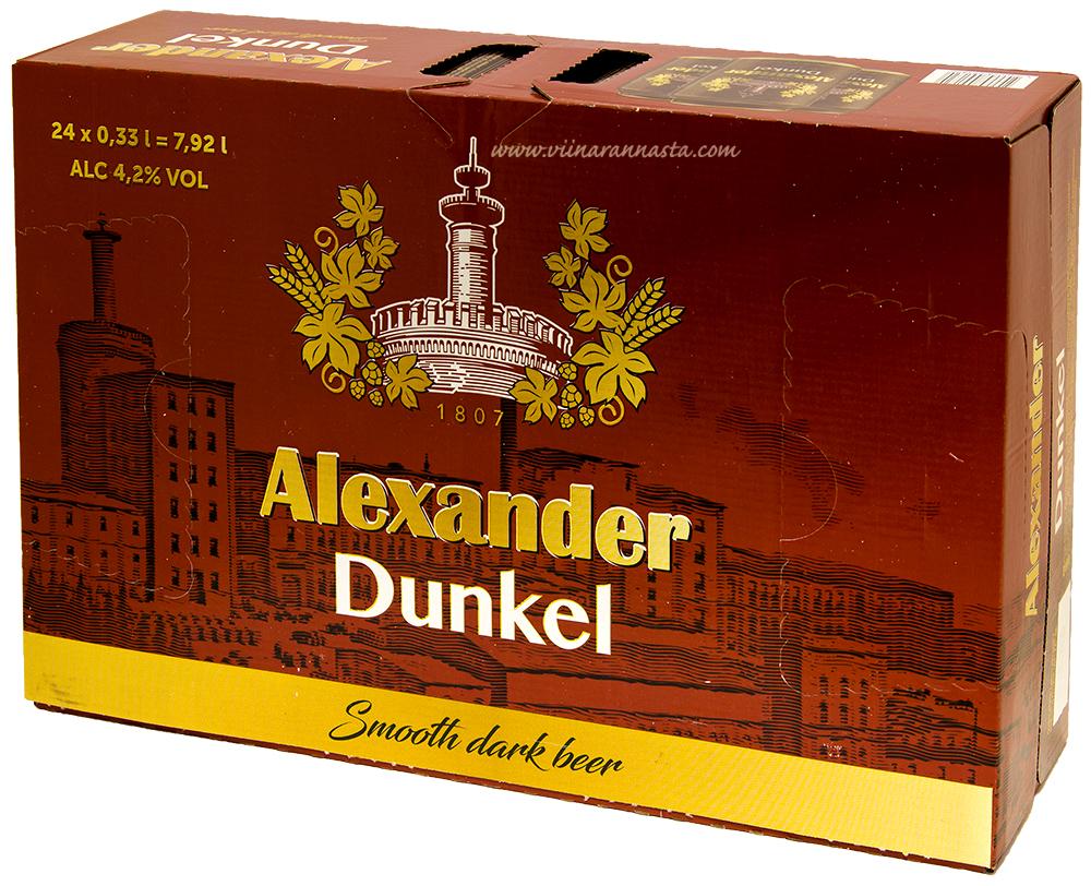 A.Le Coq Alexander Dunkel 4.2% 24X33cl