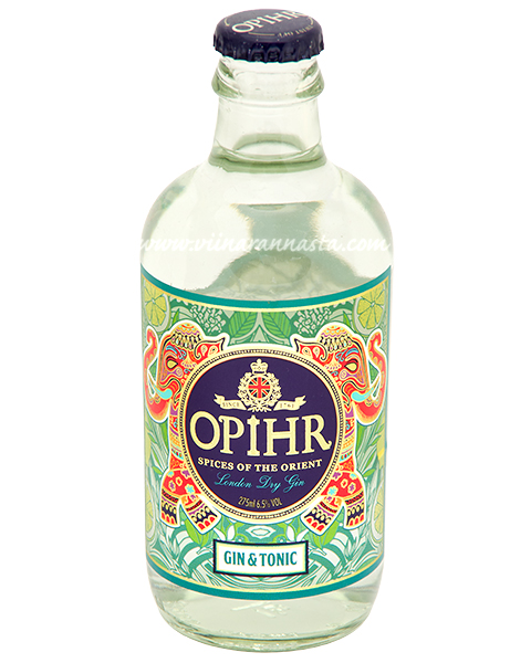 Opihr Gin & Tonic 6,5% 27,5cl