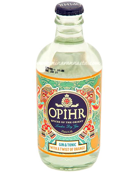 Opihr Gin & Tonic Orange 6,5% 27,5cl