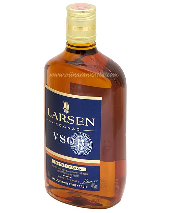Larsen VSOP 40% 50cl PET