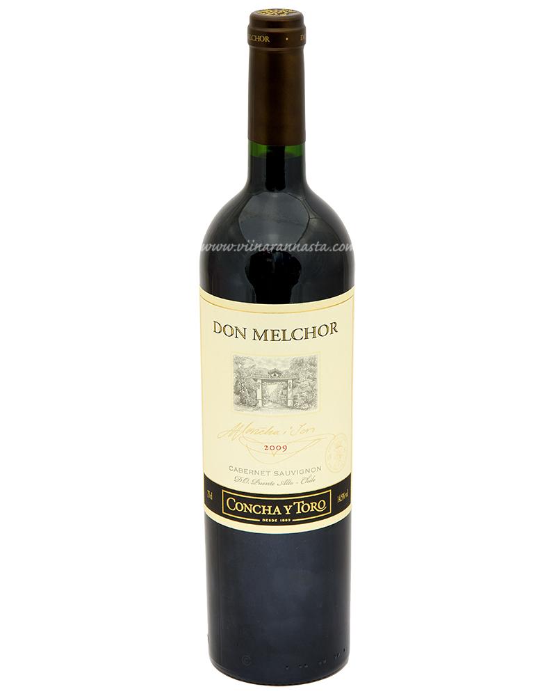 Don Melchor Cabernet Sauvignon 14,5% 75cl