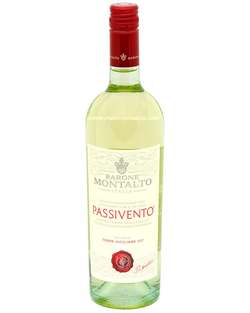 Barone Montalto Bianco Passivento 12,5% 75cl
