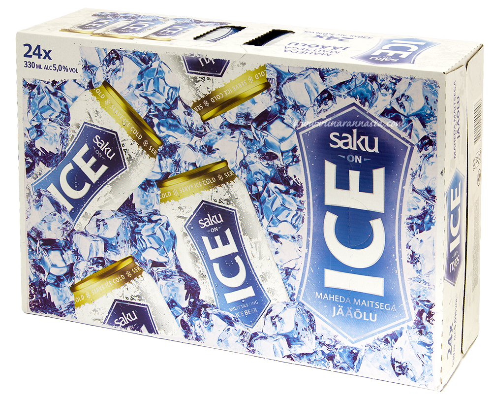Saku On Ice 5% 24x33cl